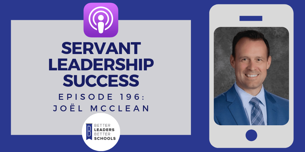 Joël McLean: Servant Leadership Success