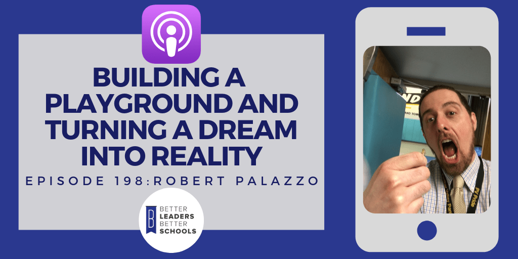 Robert Palazzo: Building a Playground and Turning a Dream into Reality
