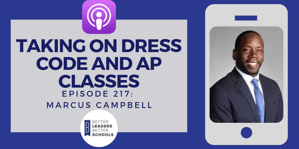 Marcus Campbell: Taking on Dress Code and AP Classes