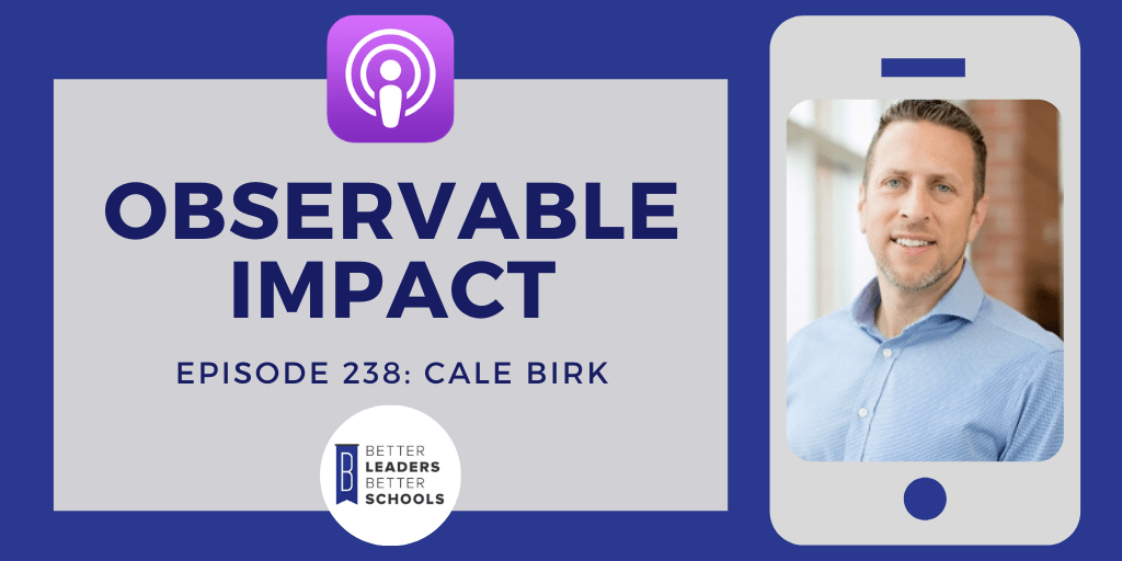 Cale Birk: Observable Impact