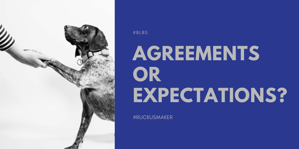 A secret tip for school leaders: Why agreements are better than expectations
