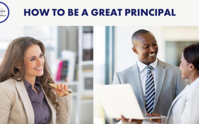 How to be a great school principal: 4 experts share their ideas