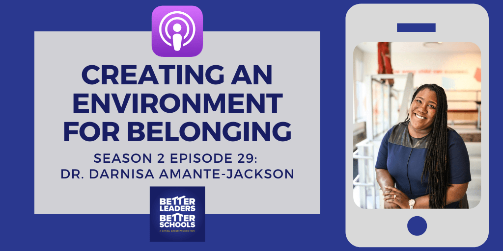 Dr. Darnisa Amante-Jackson:Creating an environment for belonging