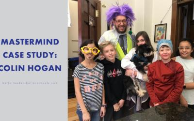 School Leader Case Study: Colin Hogan