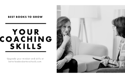 Best books for school leaders to grow their coaching skills