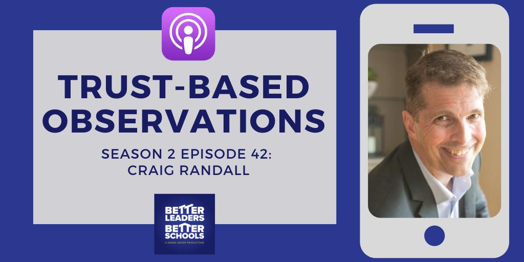 Craig Randall: Trust-based observations