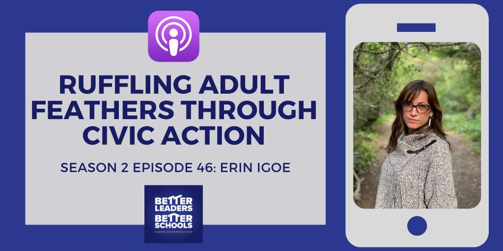 Erin Igoe: Ruffling Adult Feathers Through Civic Action