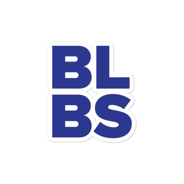 BLBS Sticker