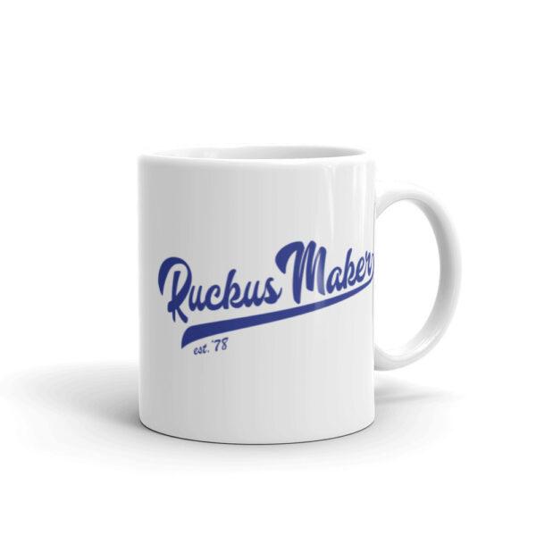 Ruckus Maker mug