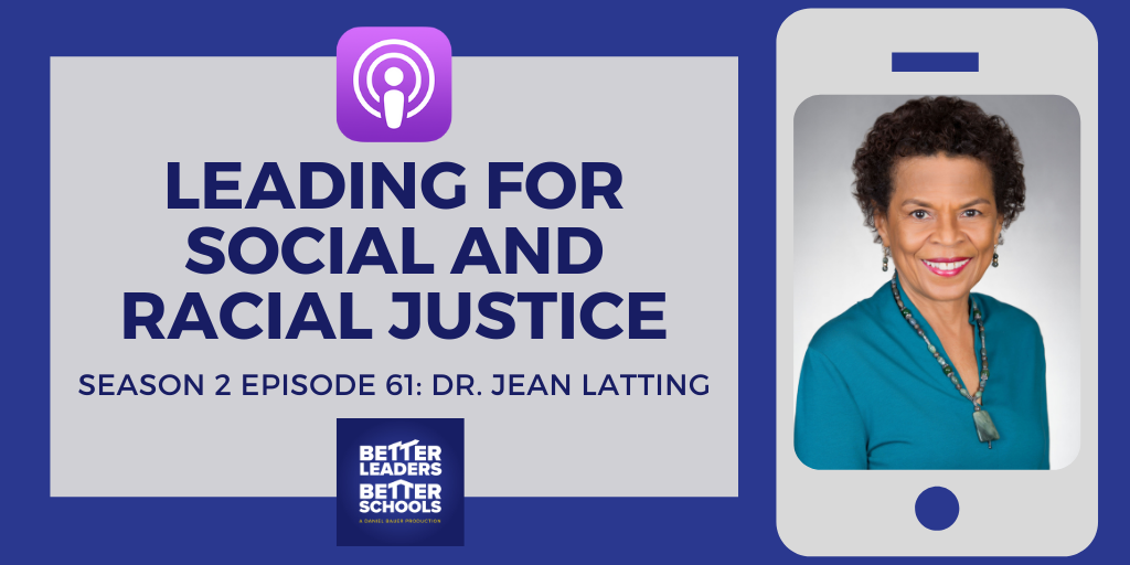 Dr. Jean Latting: Leading for Social and Racial Justice