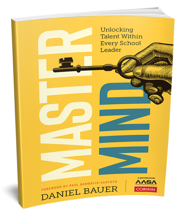 Mastermind: Unlocking Talent Within Every School Leader (Signed Copy)
