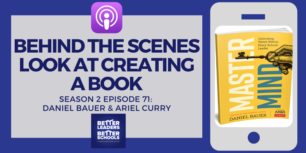 Daniel Bauer and Ariel Curry: Behind The Scenes Look At Creating A Book