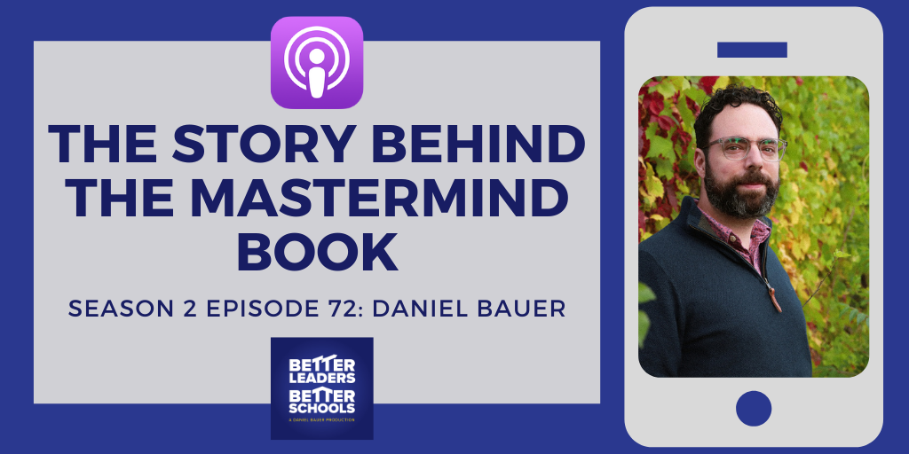 Daniel Bauer: The story behind the mastermind book